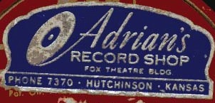 AdriansRecordShop