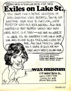 BlogWaxMuseum