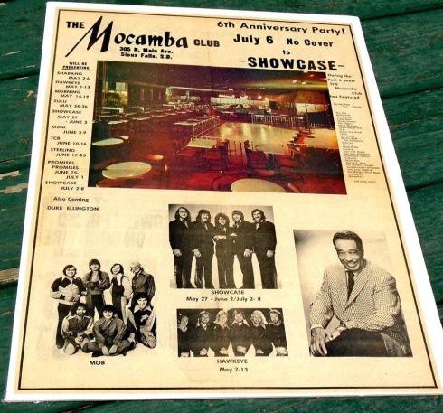 Mocamba Poster